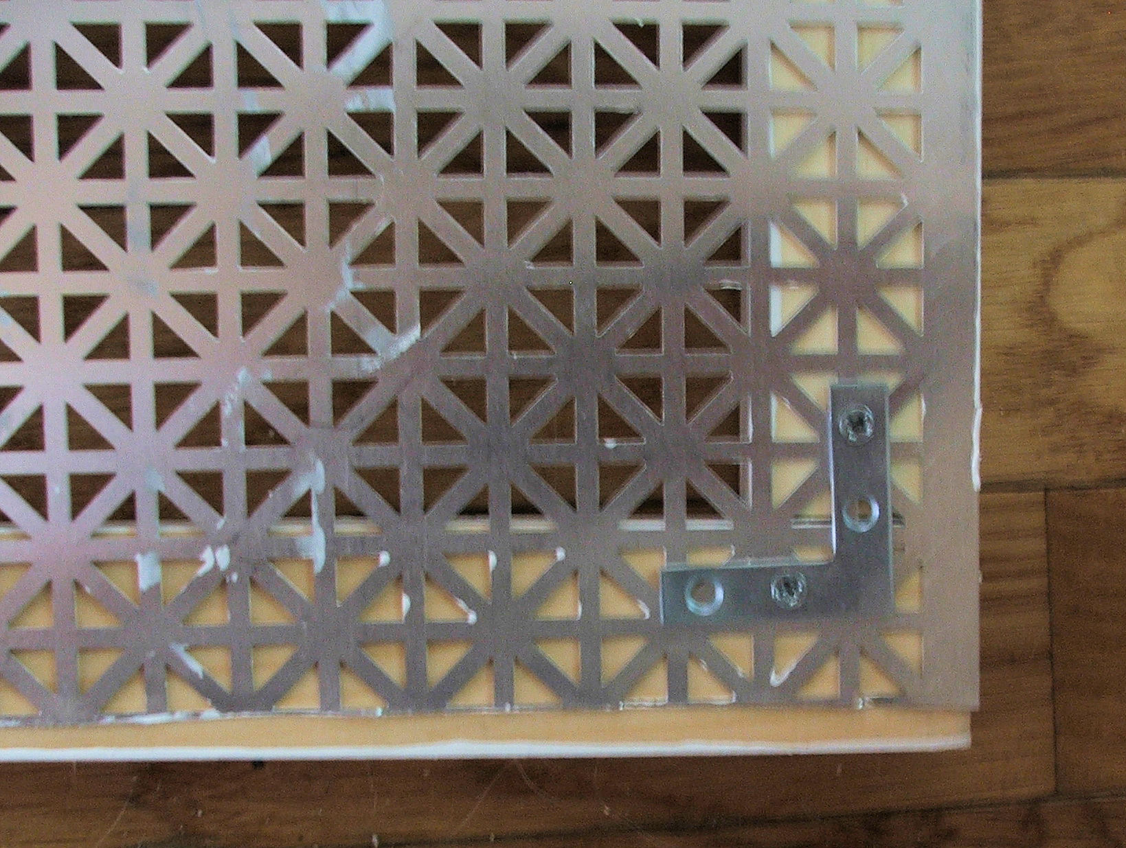 Diy Air Return Vent Dio Home Improvements
