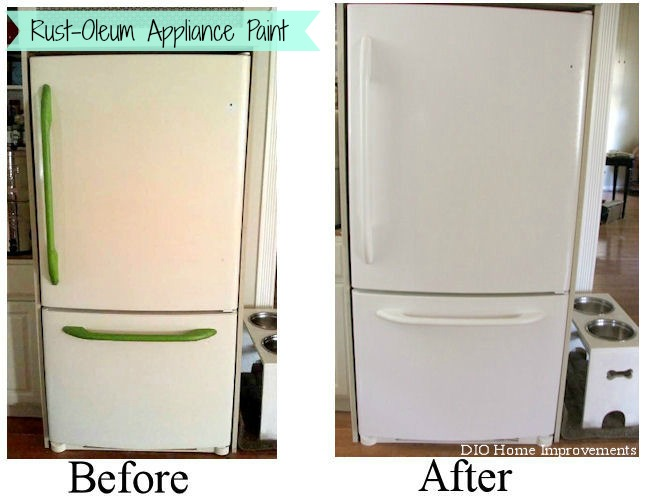 Rustoleum Appliance Paint