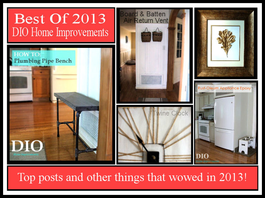 Dio Home Improvements 2013 Year In Review