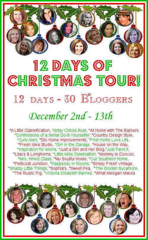 Bloggers Christmas Tour