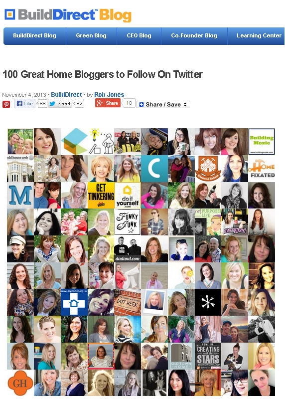 BuildDirect  Bloggers To Follow