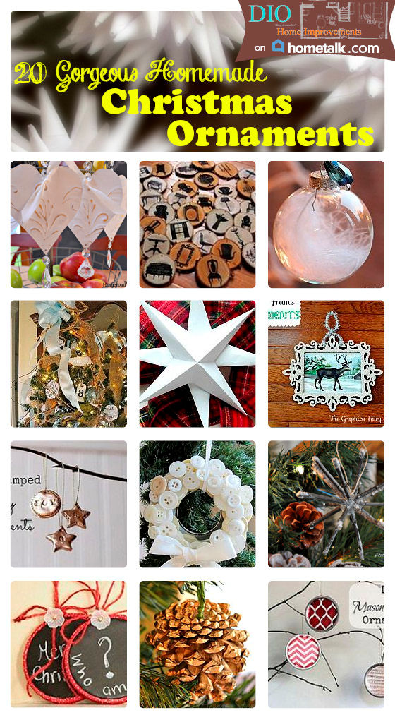 hometalk diy christmas ornaments