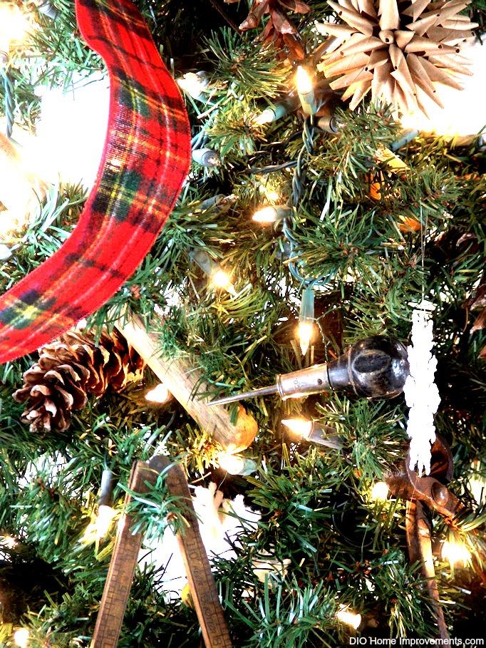 Christmas Tree Hand Tools
