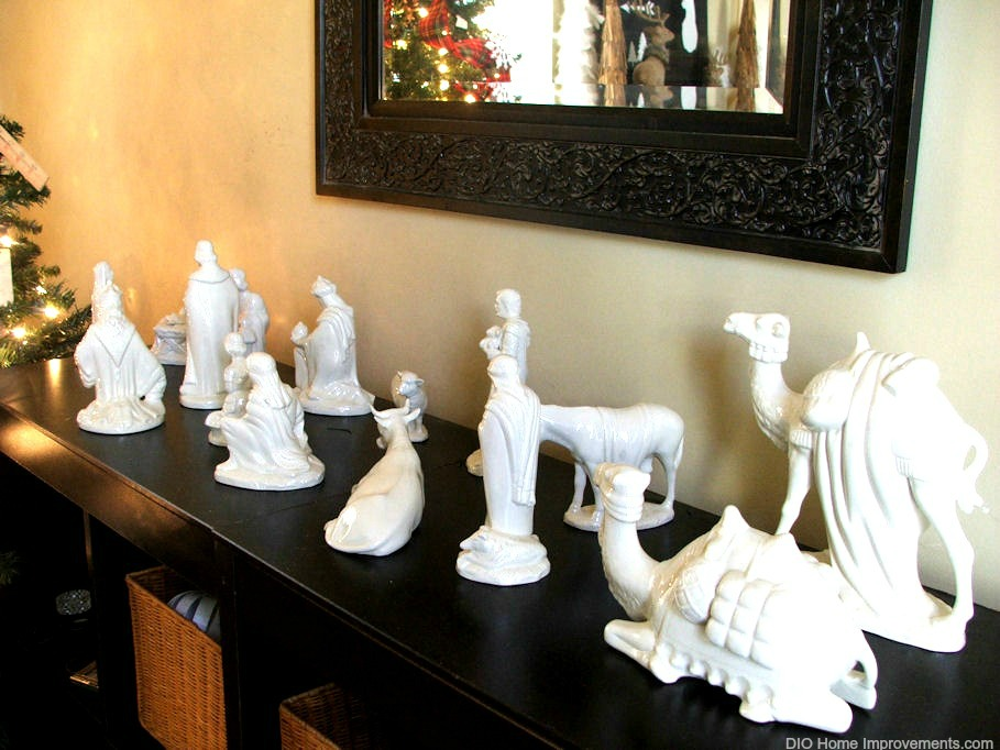 White Nativity