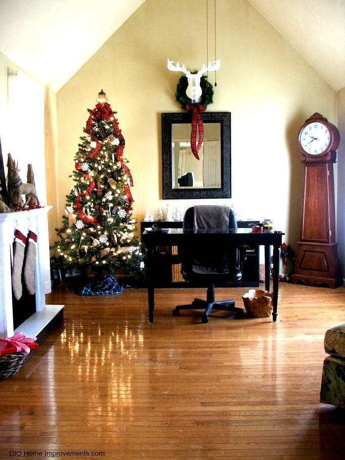 DIO Home Improvement 2013 Christmas Tour - Office Tool Tree