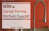 Danze Parma Kitchen Faucet Giveaway with National Builders Supply