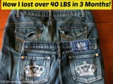 Weightloss - How I lost over 40 LBS in 3 Months!