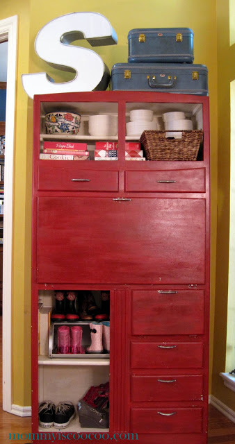 Organizing a Bakers Cabinet!