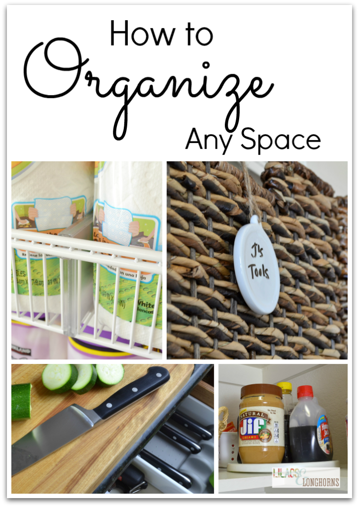Organize any space!