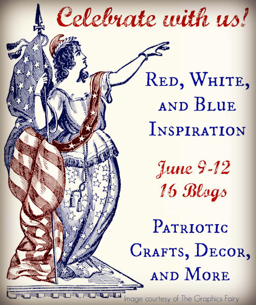 Patriotic Crafts, Decor and more Blog Tour!