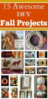 Fall Inspiration Projects