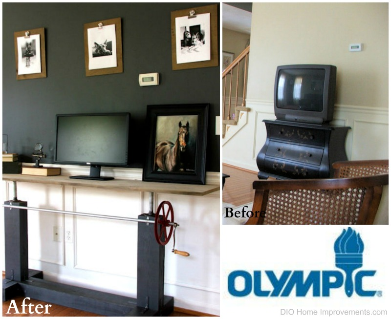 Olympic One Paint #sponsored