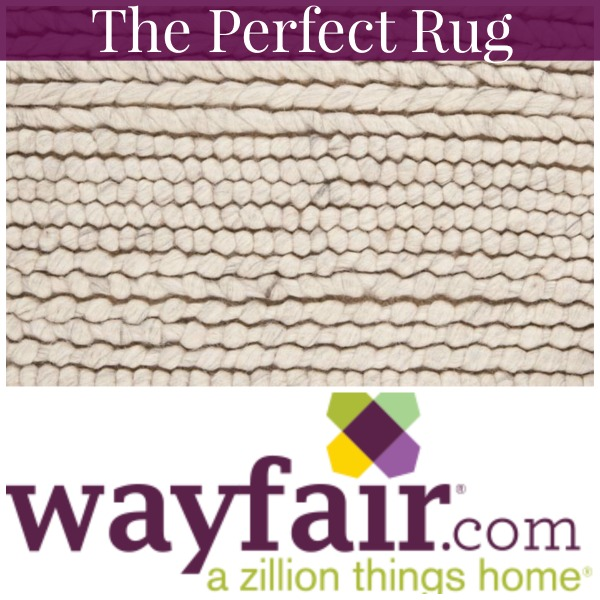 The Perfect Rug from Wayfair