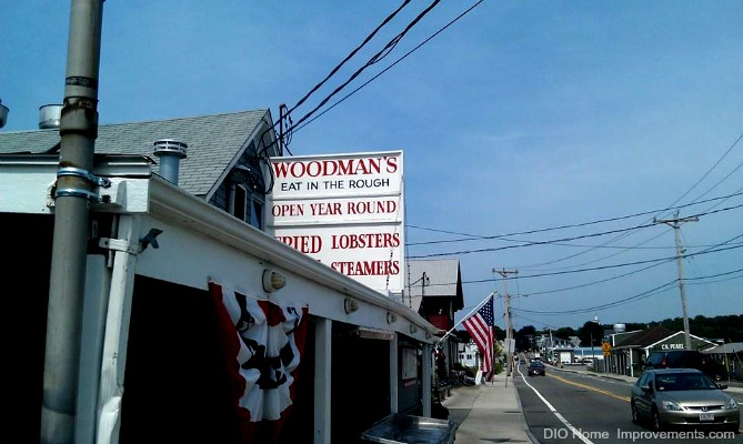 Woodman's, Essex, MA