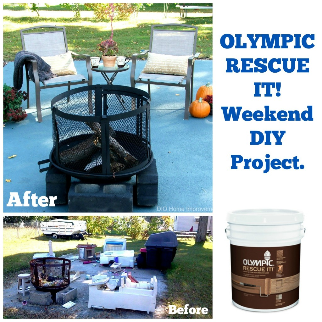 Olympic Rescue It Before and After #sponsored #PrepMatters